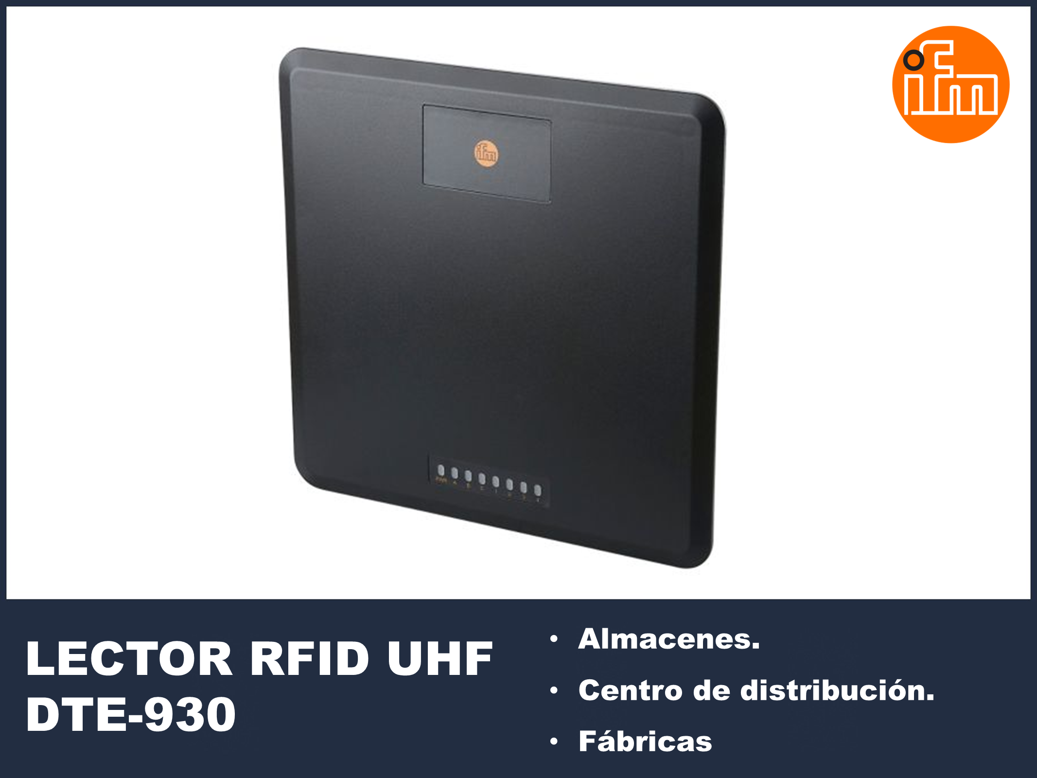 Lector RFID EDT-930